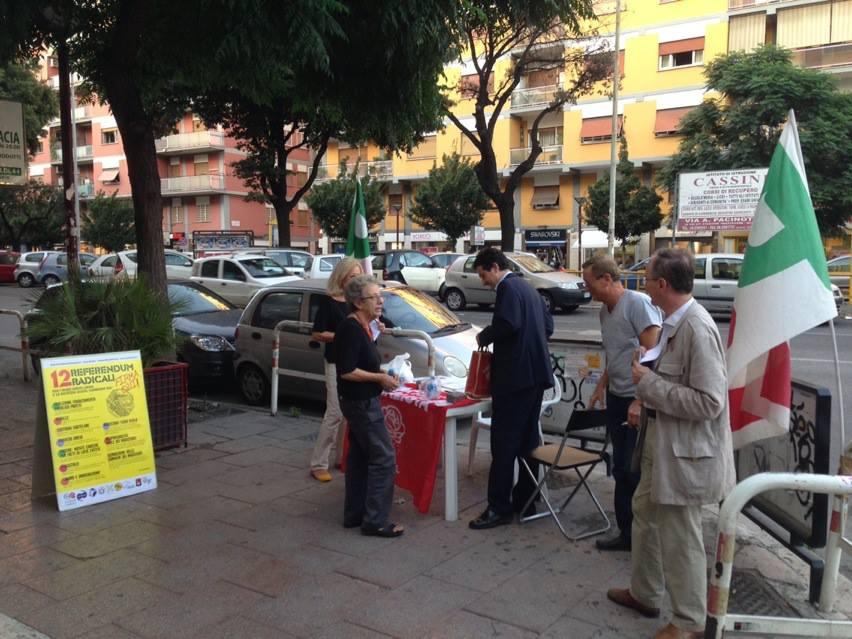 Radicali e Democratici più vicini, almeno a Roma