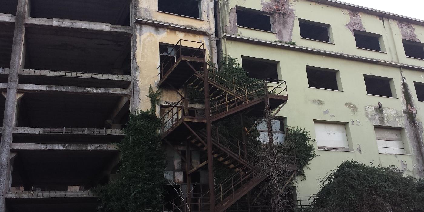 Il recupero dei vuoti urbani