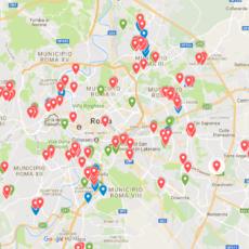 Immobili ATER a Roma: ecco la mappa completa, con tutte le morosità