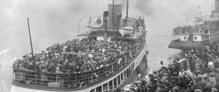 Belli, onesti, emigrati australiani