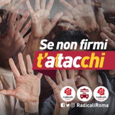 Gli Amici della Terra/Italia aderiscono a Mobilitiamo Roma