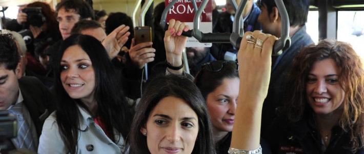 Atac: Raggi preferisce commissariare Roma Capitale pur di non proclamare i risultati del nostro referendum