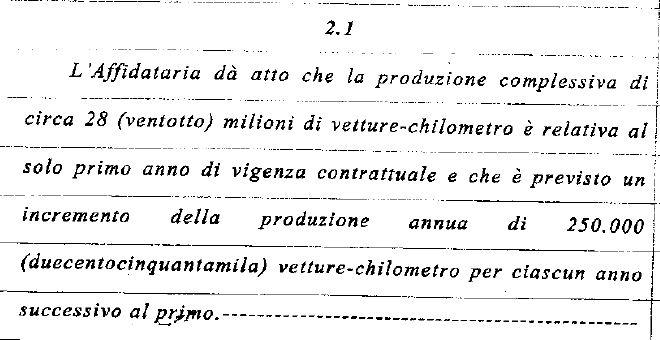 produzione roma tpl