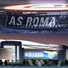 Stadi Roma e Lazio non siano regali ai proprietari