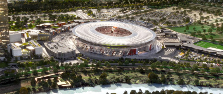 Lo Stadio della Roma così non è sostenibile