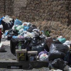 Rifiuti, a Roma differenziata in calo per la prima volta in 10 anni