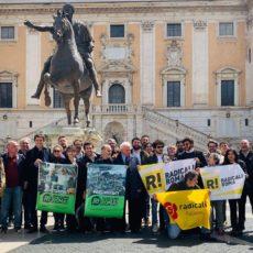 Depositata la delibera popolare Ripuliamo Roma