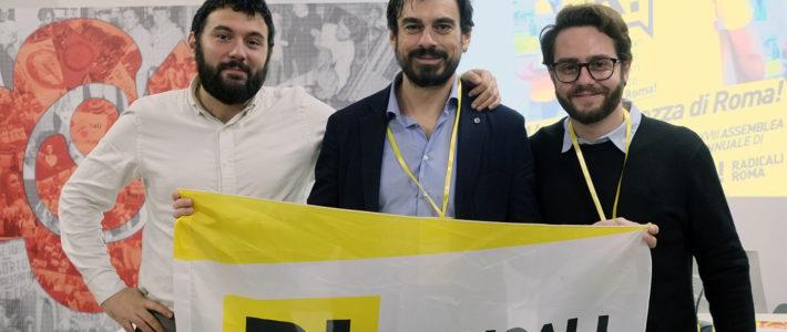 L'assemblea annuale di Radicali Roma elegge le nuove cariche
