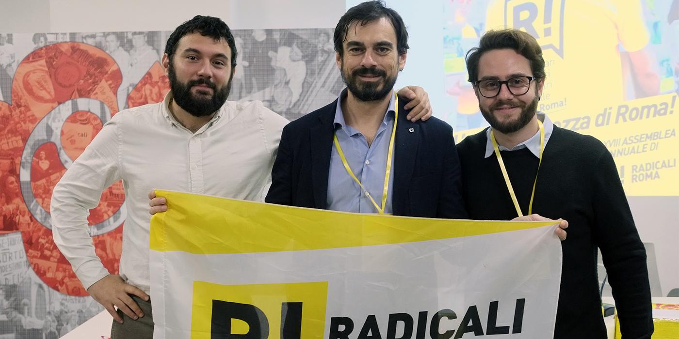 Assemblea annuale di Radicali Roma elegge le nuove cariche
