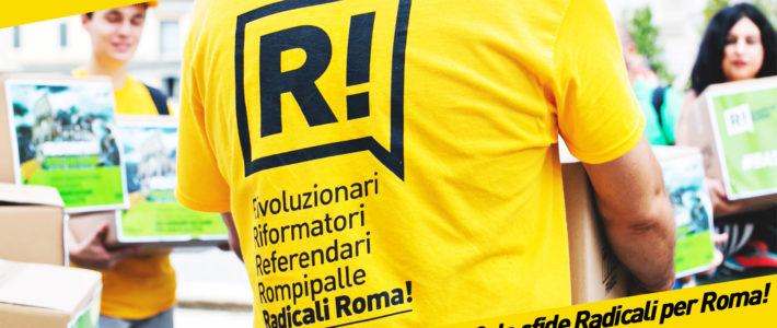 2020: le sfide Radicali per Roma