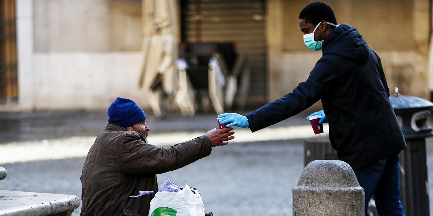 Roma aiuti chi è più fragile!