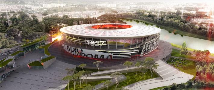 Lo stadio della Roma e le tifoserie urbanistiche