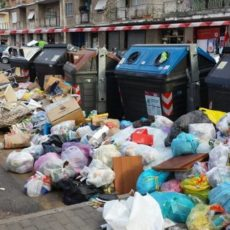 La crisi dei rifiuti a Roma, spiegata bene
