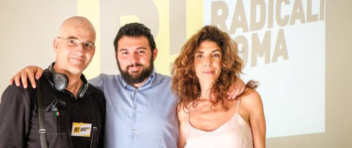 SIMONE SAPIENZA NUOVO SEGRETARIO DI RADICALI ROMA