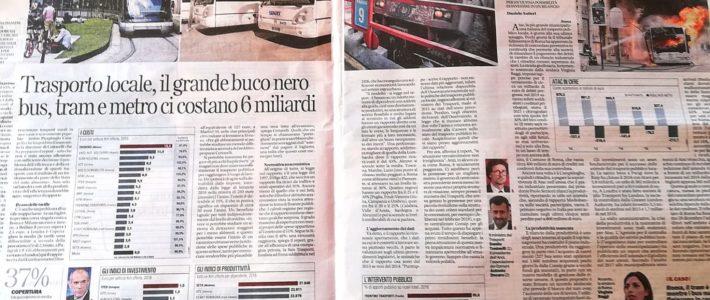 Roma maglia nera del trasposto pubblico. Referendum 11 novembre occasione svolta per cittadini. Fondamentale informazione su voto