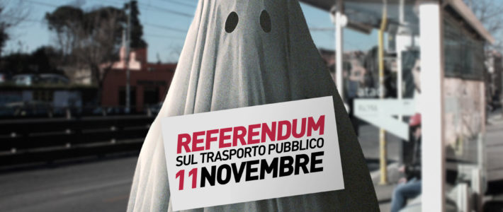 ATAC: lanciata campagna di crowdfunding per il Referendum