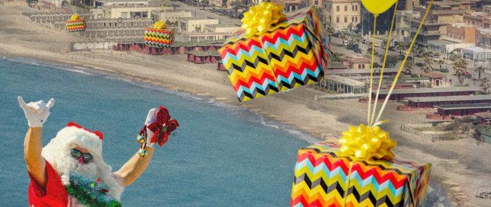 A Natale non regaliamo il mare di Ostia