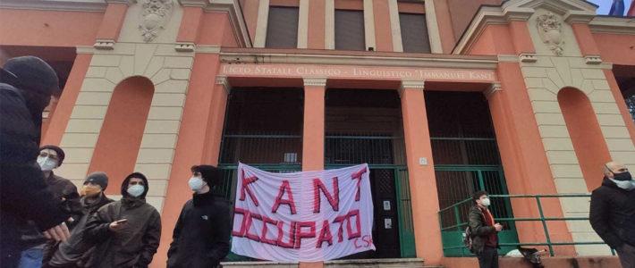 Al Kant di Roma deplorevole uso della forza: priorità agli studenti