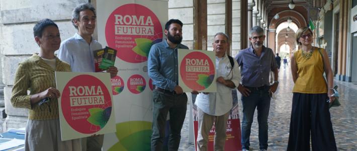 Aderiamo a Roma Futura, convergenza su iniziative politiche comuni