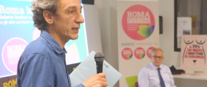 A Roma il solo voto utile è quello per Roberto Gualtieri